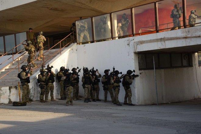 Επιτυχής διακλαδική άσκηση Ειδικών Δυνάμεων Ελλάδας-ΗΠΑ