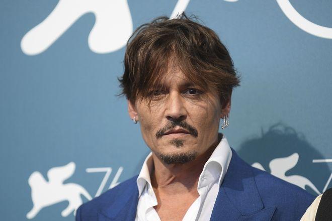 O Johnny Depp