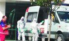 Στη γειτονιά μας ο Έμπολα. Εντοπίστηκε το πρώτο ύποπτο κρούσμα στην Τουρκία