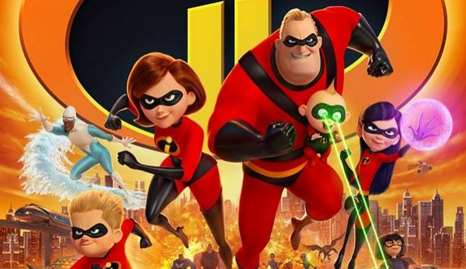 """Το νέο απίθανο trailer του """"Incredibles 2""""!"""