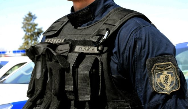 Ομάδες Πρόληψης και Καταστολής Εγκλήματος στης ελληνικής αστυνομίας