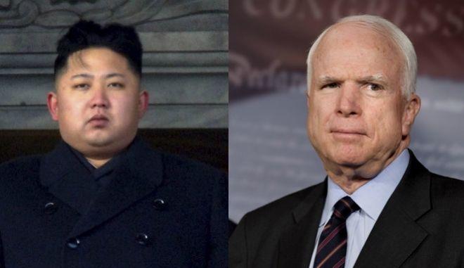 Ο Κιμ Γιονγκ Ουν απειλεί τις ΗΠΑ με πόλεμο