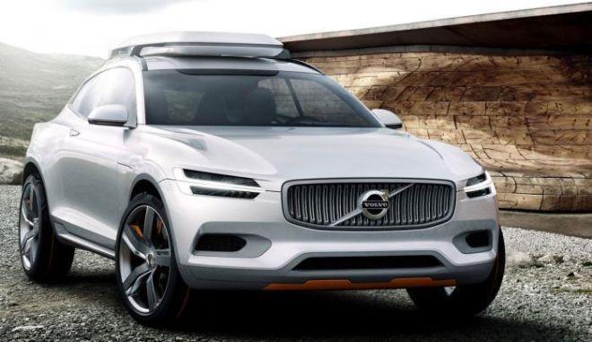 Η Volvo αποκαλύπτει το νέο Concept XC Coupé