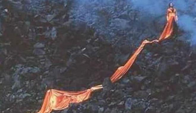 """Η άγνωστη ιστορία πίσω από το """"Ηφαίστειο"""" της Πρωτοψάλτη"""