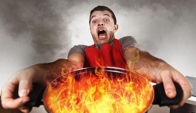 Βίντεο: Οι πιο επικές 'αποτυχίες' στην κουζίνα