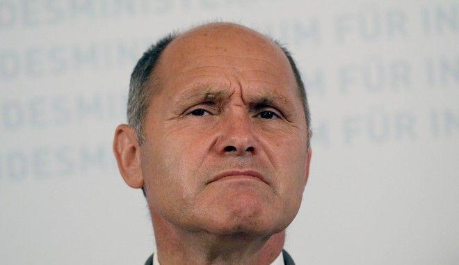 O πρόεδρος της αυστριακής Βουλής Βόλφγκανγκ Σομπότκα