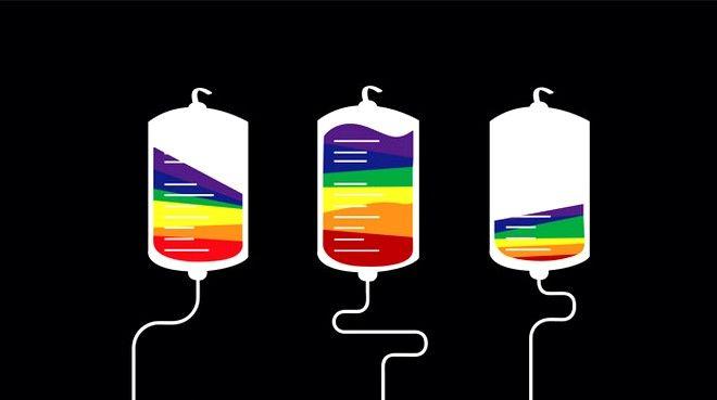 Εν έτει 2021 η πολιτεία αποκλείει μια κοινωνική ομάδα από την αιμοδοσία λόγω του σεξουαλικού προσανατολισμού της, δημιουργώντας έντονη διάκριση και στιγματισμό