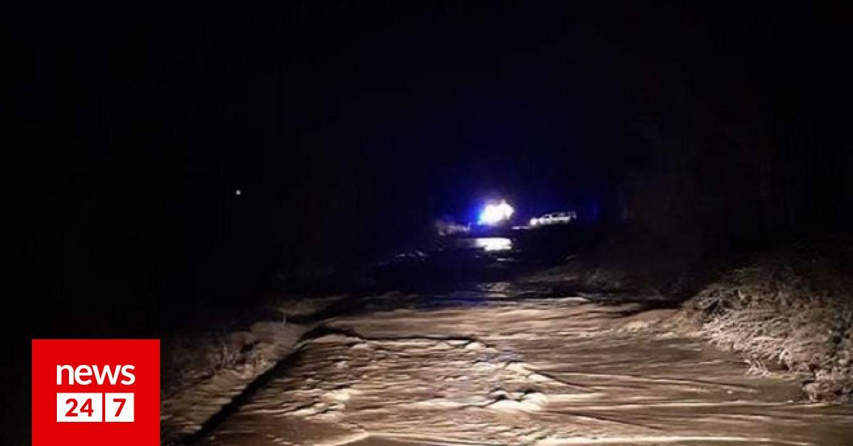 Κακοκαιρία: Προβλήματα σε Θεσσαλονίκη, Λέσβο, Έβρο – Ξεχείλισαν ποτάμια, πλημμύρισαν σπίτια – Κοινωνία