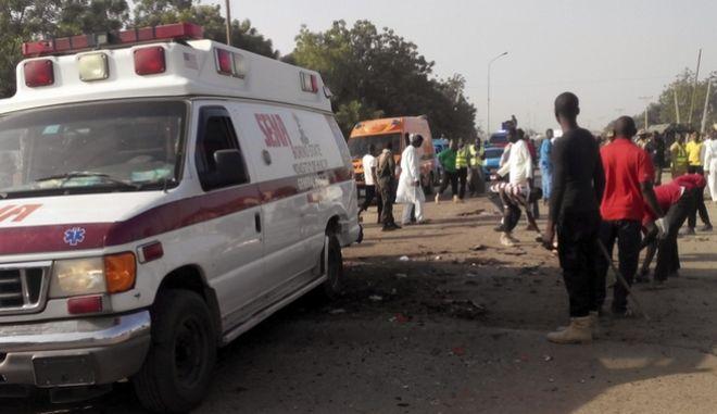 Νιγηρία: Επίθεση βομβιστών αυτοκτονίας με τέσσερις νεκρούς