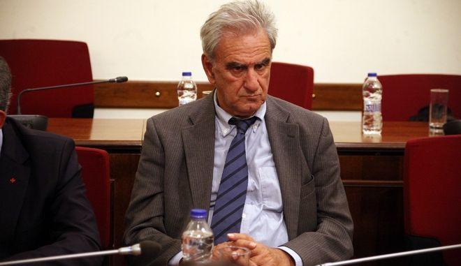 Ο αντιπρόεδρος της Βουλής και βουλευτής του Ποταμιού Σπύρος Λυκούδης