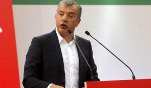 Θεοδωράκης στο Συνέδριο Κινήματος Αλλαγής: Οι συνεργασίες φέρνουν λύσεις