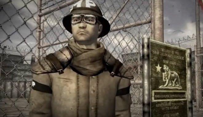 """Οριστικό: Το video game """"Fallout"""" γίνεται τηλεοπτική σειρά"""