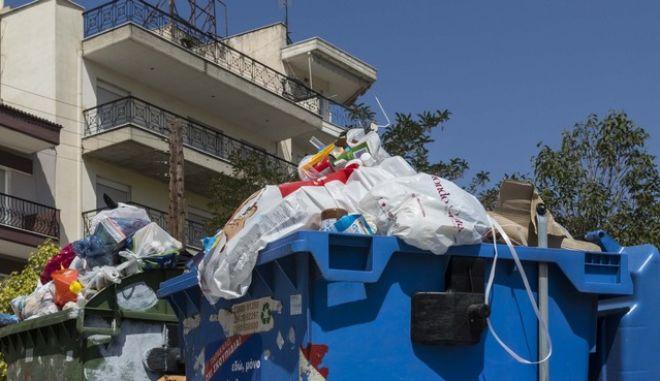 Κάδοι σκουπιδιών