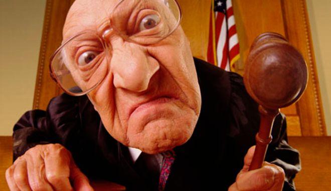 Τρελές ποινές δικαστηρίου