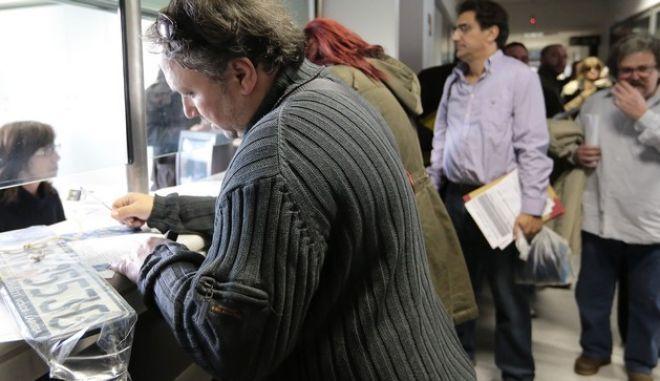 ΣΥΝΩΣΤΙΣΜΟΣ  ΣΤΙΣ ΕΦΟΡΙΕΣ ΓΙΑ ΤΗΝ ΚΑΤΑΘΕΣΗ ΠΙΝΑΚΙΔΩΝ (ICON PRESS / ΚΩΣΤΑΣ ΜΠΑΛΤΑΣ)
