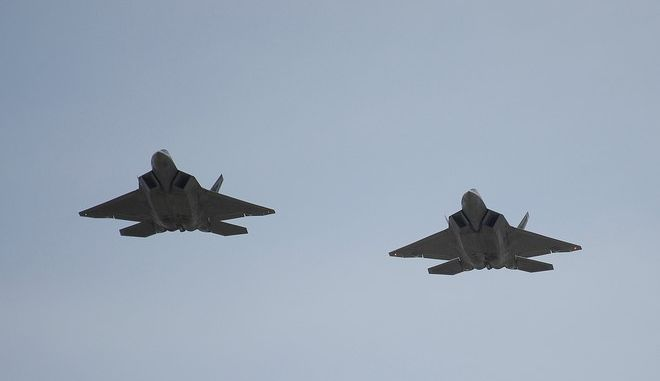 Kάτι μεταξύ F-22 και F-35 το νέο αεροσκάφος της Lockheed Martin