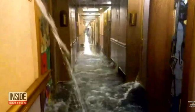 Θρίλερ εν πλω: Πλημμύρισαν 50 καμπίνες κρουαζιερόπλοιου