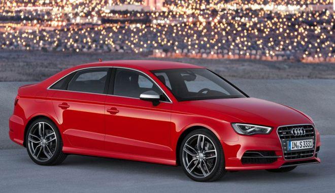 Audi A3 Sport Sedan. Δυναμική εμφάνιση και ισχυροί κινητήρες