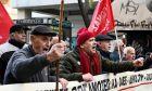 Πορεία διαμαρτυρία συνταξιούχων (φωτογραφία αρχείου)