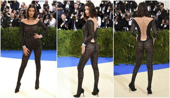 Hadid και Jenner σκανδάλισαν το MET Gala