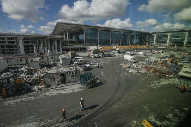 Το νέο αεροδρόμιο θα υποδέχεται το 2028 μέχρι και 200 εκατομμύρια επιβάτες ετησίως