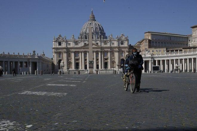 Πλατεία Αγίου Πέτρου, Βατικανό