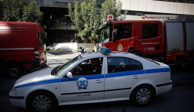 Αστυνομία - Πυροσβεστική (Φωτογραφία αρχείου)