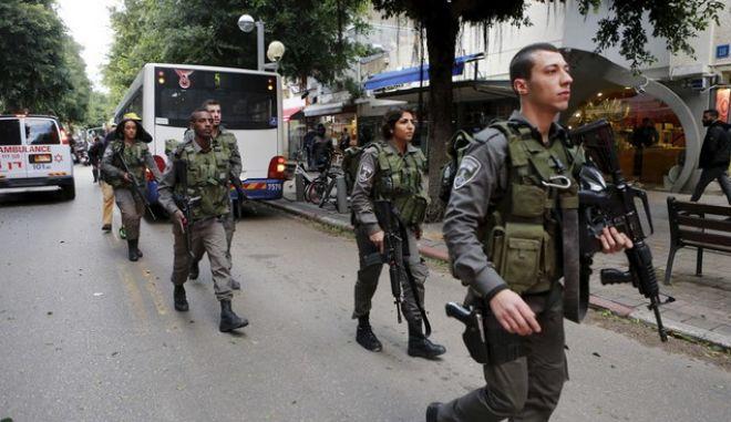Ο ισραηλινός στρατός σκότωσε 4 μαχητές του ISIS
