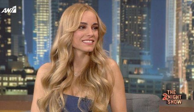 Δούκισσα Νομικού στο 2Night Show: Δεν είμαι σε φάση να επιστρέψω στη τηλεόραση