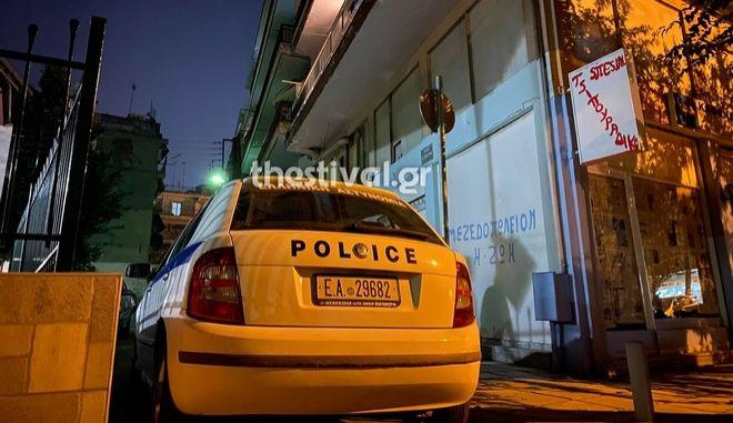 Θεσσαλονίκη: Θανατηφόρα πτώση 84χρονης από μπαλκόνι πρώτου ορόφου