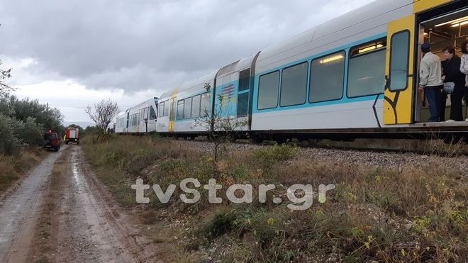 Τροχαίο με τρένο: Η προσπέραση στη σιδηροδρομική διάβαση στοίχισε τη ζωή στην καθηγήτρια