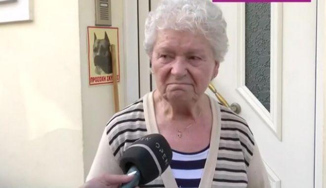Η γιαγιά της Μαριαλένας Ρουμελιώτη