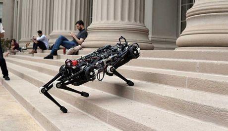 Cheetah 3: Το νέο ρομπότ που δεν χρειάζεται κάμερες για να ανέβει τις σκάλες