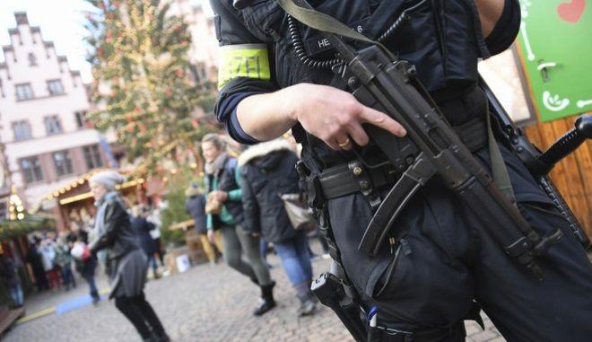Φωτό αρχείου: Αστυνομία στην Φρακφούρτη