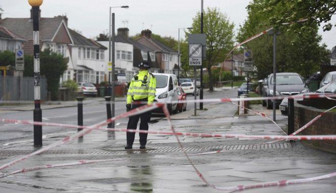Αστυνομία στο Λονδίνο - Φωτό αρχείου