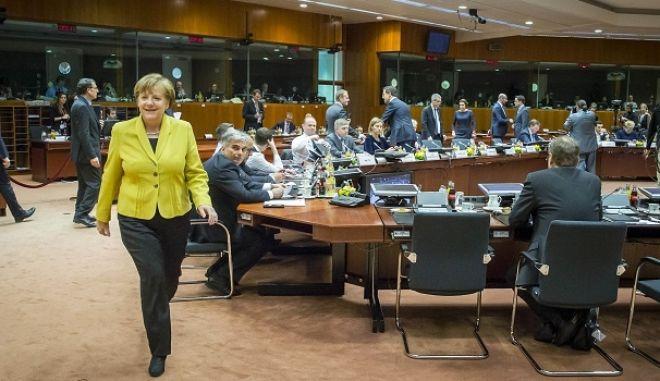 Δεύτερη ημέρα της Συνόδου Κορυφής της Ευρωπαϊκής Ένωσης για την προσφυγική κρίση την Παρασκευή 18 Μαρτίου 2016. (EUROKINISSI/ΕΥΡΩΠΑΪΚΗ ΕΝΩΣΗ)