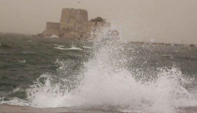 Φωτό αρχείου: Ισχυροί άνεμοι