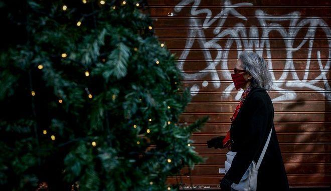 Χριστούγεννα με κορονοϊό