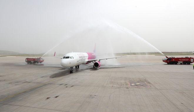 Ξεκίνησε πτήσεις προς την Αθήνα η Wizz Air