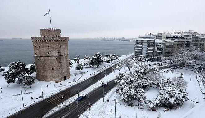 Θεσσαλονίκη: Με μικρά προβλήματα λόγω παγετού η κίνηση των αστικών λεωφορείων