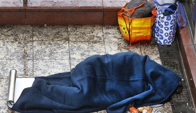 Γερμανία: Κατά 150% έχουν αυξηθεί οι άστεγοι από το 2014