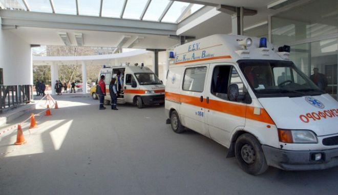 """Στο νοσοκομείο Παπαγεωργίου μεταφέρθηκε ο """"Εσκομπάρ της Ευρώπης"""""""