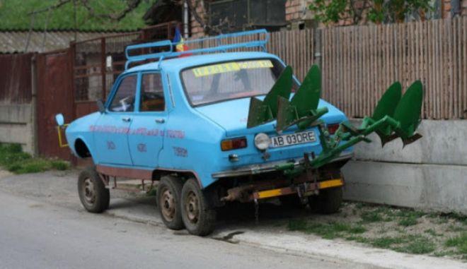Βίντεο. Ένα Dacia 6X6 για όλες τις δουλειές. Ακόμη και αγροτικές...