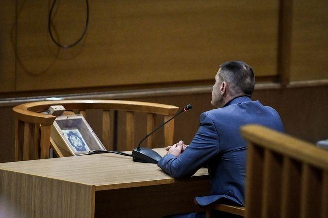Απολογία του κατηγορουμένου Αναστάσιου Μιχάλαρου στην δίκη της Χρυσής Αυγής την Παρασκευή 28 Ιουνίου 2019, για τα γεγονότα της δολοφονίας του Παύλου Φύσσα από τον Γ. Ρουπακιά το βράδυ της 17ης Σεπτεμβρίου 2013.