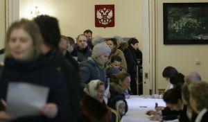Ρωσικές εκλογές: Εκλογικές παραβάσεις καταγγέλλει η αντιπολίτευση