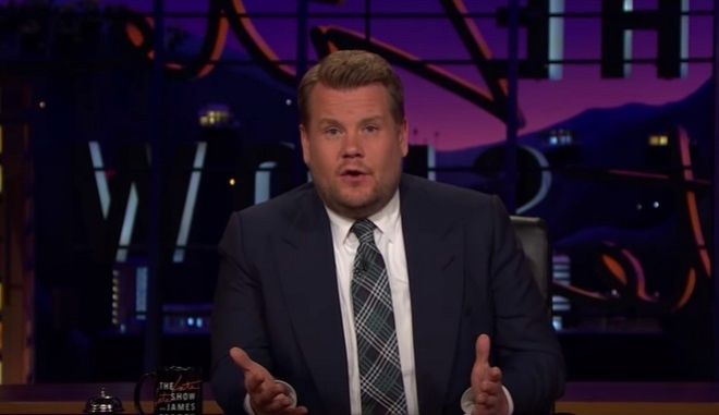 Τέλος εποχής για το The Late Late Show: Ο Κόρντεν γυρίζει στη Βρετανία