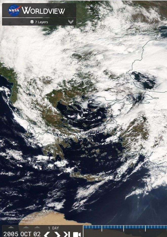 Καιρός: Συννεφιά στα ανατολικά, λίγες βροχές στα νότια το Σάββατο