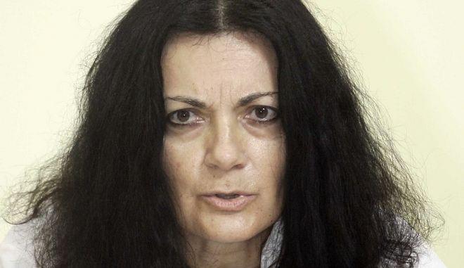 Η Πέπη Ρηγοπούλου