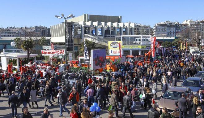 Θεσσαλονίκη, στιγμιότυπα από την 28η Agrotica