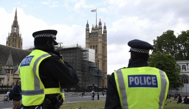 Αστυνομικοί στο Λονδίνο